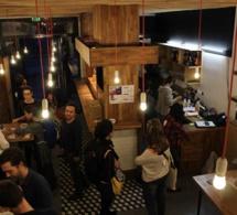 Ouverture du Social Bar à Paris