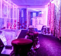 Changement de look pour l'Ice Bar du KUBE Hotel Paris