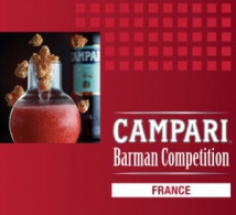 Campari Barman Competition 2016 : La liste des 10 demi-finalistes France