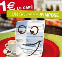 Café à 1 €