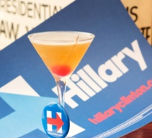 "Elections US : cocktail le ""Hillaryous"" au Harry's New York Bar à Paris"