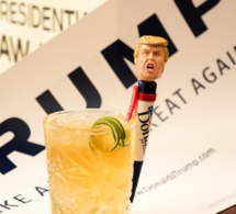 "Elections US : cocktail le ""Trumpet"" au Harry's New York Bar à Paris"