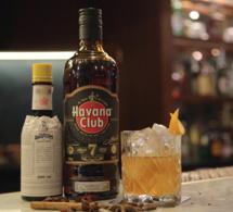 "Old Fashioned Week 2016 : cocktail ""Gold Fashion"" au bar de l'Hôtel André Latin"