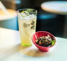 Cocktails éphémères Suntory au Forvm Classic Bar
