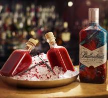"""Cocktail """"Ben Nevis Punch"""" by Ballantine's"""