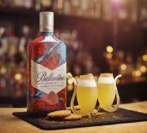 """Cocktail """"Festive Sour"""" by Ballantine's"""