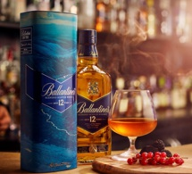 "Cocktail ""Truffle Blazer"" by Ballantine's"