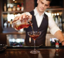 Le Bourbon Bar du Paris Marriott Rive Gauche Hotel