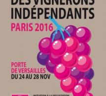 Salon des Vins des Vignerons Indépendants 2016 à la Porte de Versailles de Paris