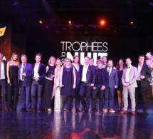 Trophées de la nuit 2016 : le palmarès !
