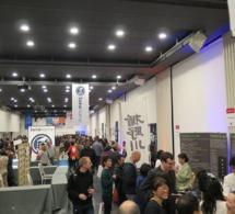 Retour sur l'édition 2016 du Salon Européen du Saké à Paris
