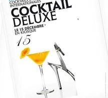 Cocktail Deluxe, le guide haut de gamme des Cocktails de marques