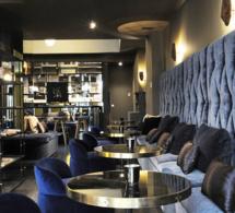 Le bar à cocktails de l'Hôtel Monsieur Cadet à Paris