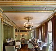 Le bar de l'hôtel Le Dokhan's propose la plus grande carte de champagnes de Paris