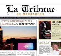 Le 7 ème numéro du magazine la Tribune de Marrakech en téléchargement gratuit et exclusif sur infosbar