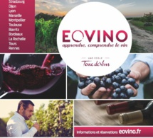 Ecole de dégustation de vins EOVINO à Paris