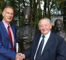 M. Olivier MONIN, PDG de GEORGES MONIN SAS, rejoint le Conseil d'Administration de l'Institut Paul Bocuse