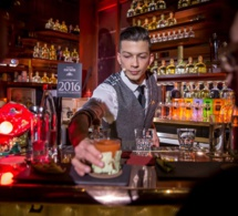 Bartenders at work by Infosbar : le CV express de Brice Martaud