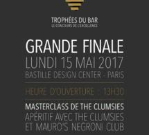 Les Trophées du bar 2017 : finale à Paris le 15 mai 2017