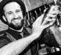 Bartenders at work by Infosbar : le CV express de Rémi Giovagnini
