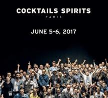 Cocktails Spirits Paris 2017