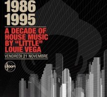 A Decade of House music au Djoon ce week-end. Do you remember House ?