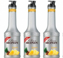 Innovation : Fruit de MONIN Ananas