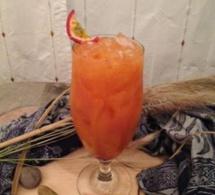 "Cocktail ""Alto Mango"" pour Caraïbos"