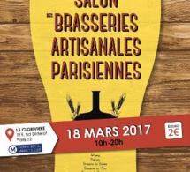 Salon des Brasseries Artisanales Parisiennes 2017
