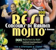 Best Mojito 2017 au Cuba Compagnie Café à Paris