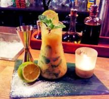 """Cocktail """"La Parfaite Alchimie"""" pour Caraïbos"""
