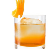 Cocktail PATRÓN Anejo Old Fashioned