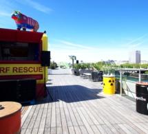 Ouverture du Café Oz Rooftop sur le toit de La Cité de La Mode et du Design