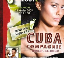 Concours Best Mojito 2009 @ Cuba Compagnie avec Infosbar