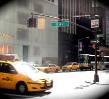 Les escapades de Johann Bouard : le GRAMERCY PARK à New York