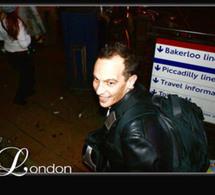 Les escapades de Johan Bouard : Cocktail party au LAB de Londres