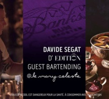 The Art Of Punch : Banks X Davide Segate Guest Bartending