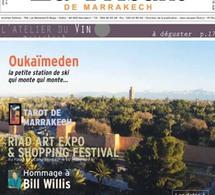 Infosbar vous offre La Tribune de Marrakech 9 en pdf
