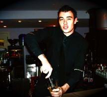 CHARLIE, barman @ FUSION  Monaco