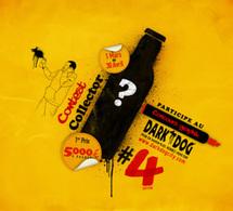 Concours graphique Dark Dog - 1er prix : 5000 €