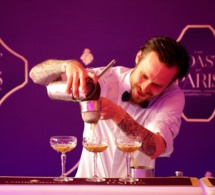 The Toast of Paris 2017 by Courvoisier : Finale Internationale à la Secret Gallery