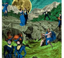 Verte est la nuit, nouvelle édition à La Maroquinerie