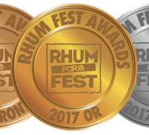 Rhum Fest Awards 2017 : le palmarès