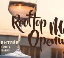 Le Rooftop Molitor rouvre ses portes