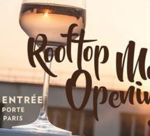 Le Rooftop Molitor rouvre ses portes