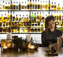 Les Highballs du Golden Promise Whisky Bar