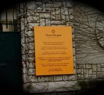 Les escapades de Johann Bouard : Maison du champagne Veuve Clicquot