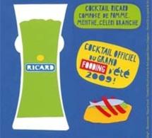 Ricardito, cocktail officiel du Grand Fooding® d'été 2009 par le chef Mauro Colagreco