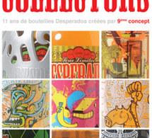 Desperados et 9ème concept : 11 ans de bouteilles !