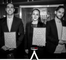 Les 3 finalistes France du contest Beluga Signature
